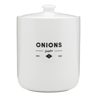Ecology Staples Foundry Onion Keeper 17cm x 17cm x 22.5cm