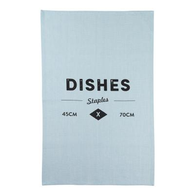 Ecology Staples Foundry Teatowel