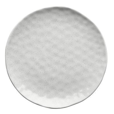 Ecology Speckle Milk Dinner Plate 27cm
