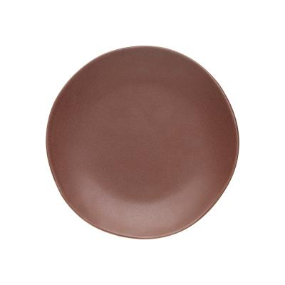Ecology Sahara Cinnamon Side Plate 21cm