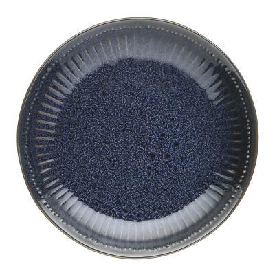 Ecology Shibori Side Plate Indigo