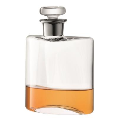 LSA Flask Decanter 350ml Platinum