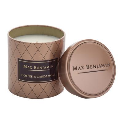 Max Benjamin Coffee Candle Coffee & Cardamo