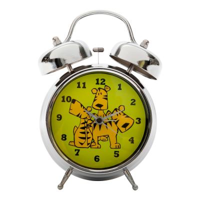 Clocks Tik Tok Tubell Alarm Clock - Tiger
