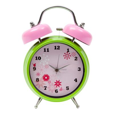 Clocks Tik Tok Tubell Alarm Clock - Pink