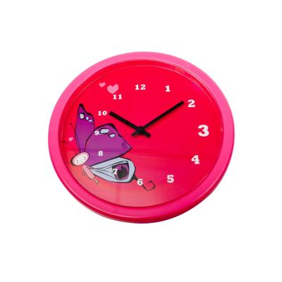 Clocks Tik Tok Butterfly Clock 25cm
