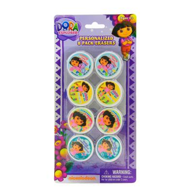 Dora the Explorer Erasers