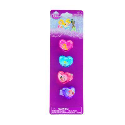 Disney Princess Girls Rings Jewellery New Cupcake Rings Licensed
