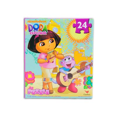Dora the Explorer Jigsaw Puzzle 24 Piece Dora & Boots New Licensed