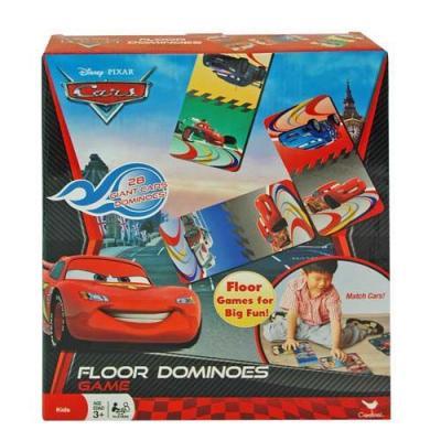 Disney Cars Floor Dominoes Game Boys Cars Game