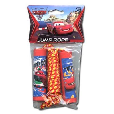 Cars Boys Skipping Rope Toy Lightning McQueen New Licensed
