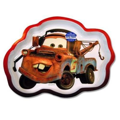 Disney Cars Tow Mater Plate Boys Towmater Dinner Plate New Licensed
