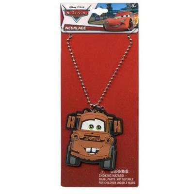 Disney Cars Necklace Boys Towmater Necklace Tow Mater New Licensed