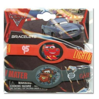 Disney Cars Wrist Bands
