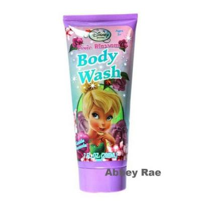 Disney Fairies Girls Tinkerbell Body Wash 270ml New Licensed