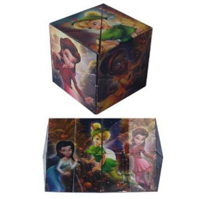 Disney Fairies Puzzle Cube Tinkerbell Toy New Licensed