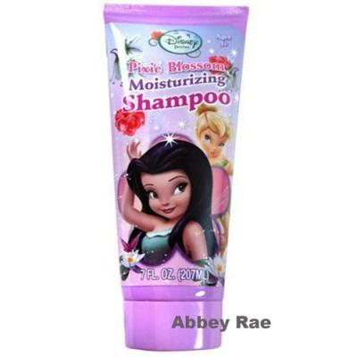 Disney Fairies Tinkerbell Girls Moisturising Shampoo 270ml New Licensed