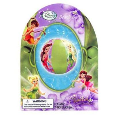 Disney Fairies Beach Ball Tinkerbell Inflatable Pool Toy Ball New Licensed
