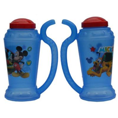 Disney Mickey Mouse Sipper Mug Drink Bottle New Licensed BPA Free
