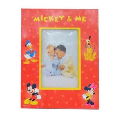 Disney Mickey Mouse Wooden Photo Frame