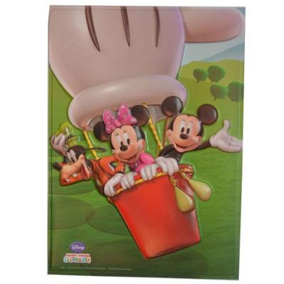 Disney Mickey Mouse Clubhouse Wall Poster