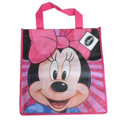 Disney Minnie Mouse Tote Bag Swimming Bag Library Bag New Licensed