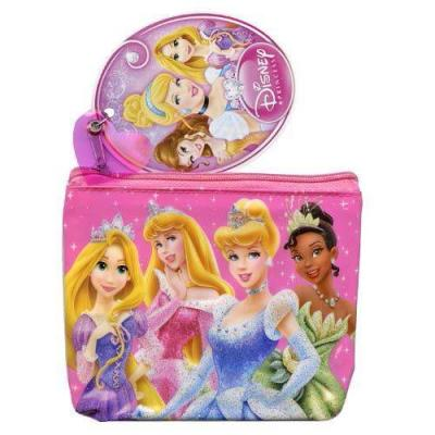 Disney Princess Coin Purse Girls School Purse New Licensed