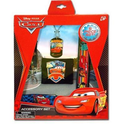 Disney Cars Boys Accessory Set Dog Tag Slap Band Lanyard Cuff New Licensed