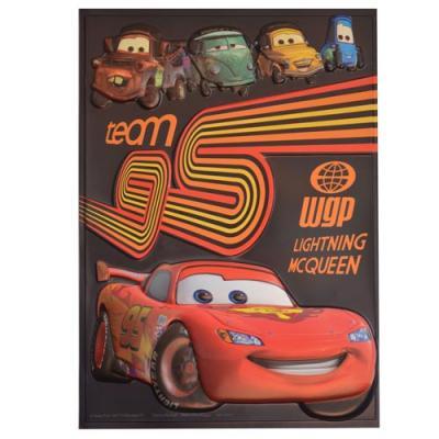Disney Cars Wall Poster