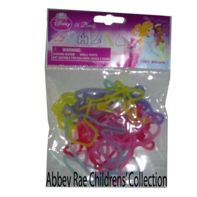 Disney Princess Silly Bands
