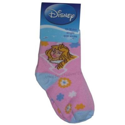 Disney Princess Aurora Socks 18-24 Months