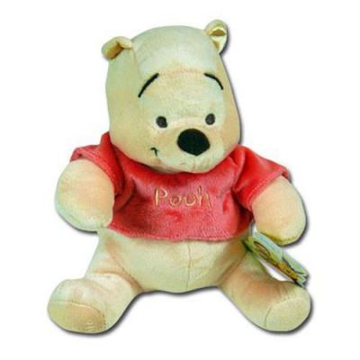 Disney Winnie the Pooh Baby Plush Rattle Toy