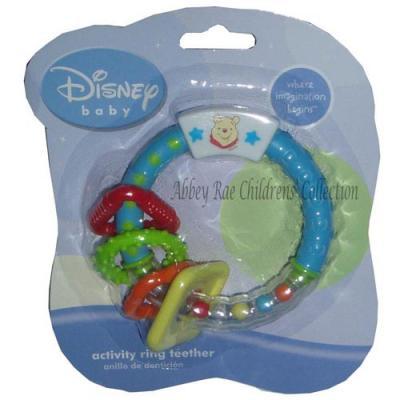 Disney Winnie the Pooh Baby Ring Teether