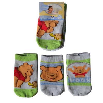 Disney Winnie the Pooh Baby Socks 6-12 Months