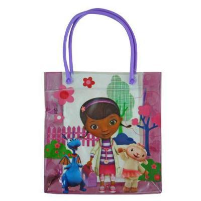 Doc McStuffins PVC Bag Handbag Gift Bag Carry Bag New Licensed