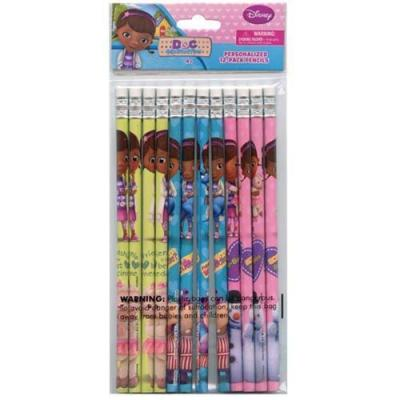 Doc McStuffins Lead Pencils Girls Party Favours Stationery New Licensed
