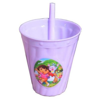 Dora the Explorer Sipper Cup Girls Cup with in built straw New Licensed BPA Free