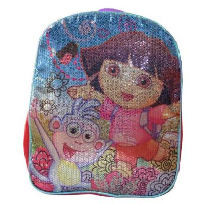 Dora the Explorer Mini Sequin Backpack