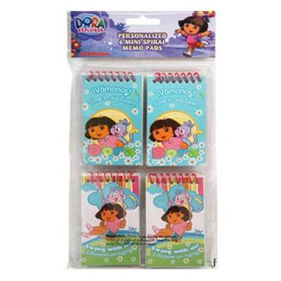 Dora the Explorer Notepads