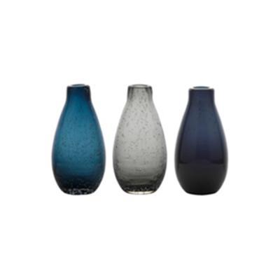 Ecology Halo Droplet  Moods Vases Set of 3 5.5cm x 9.5cm