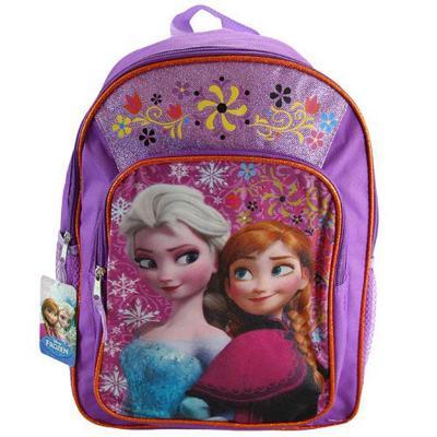 Frozen Backpack Girls Frozen School Backpack Ana Elsa Bag New Licensed