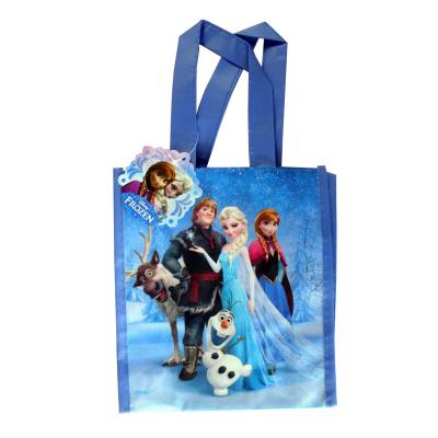 Disney Frozen Tote Bag Small Carry Bag Frozen Gift Bag 20cm high New Licensed