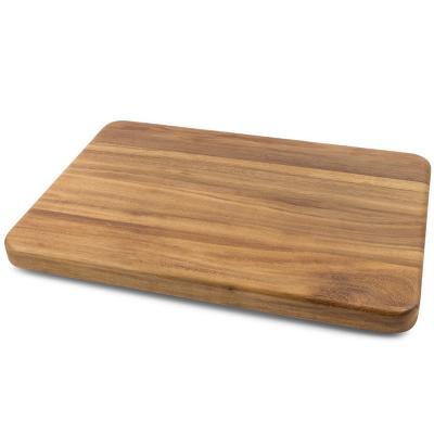 Ironwood Long Grain Prep Cutting Board Large   Made of Acacia Wood