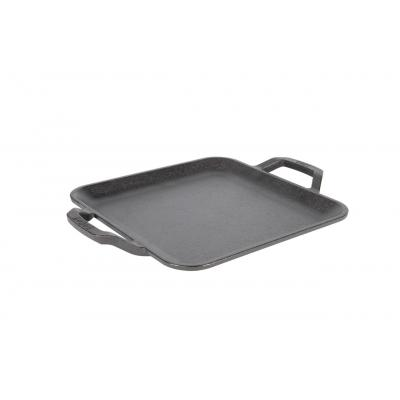 Lodge Chef Collection Cast Iron 11 Inch 28cm Chef Style Square Griddle