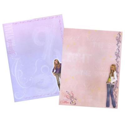Hannah Montana Paper