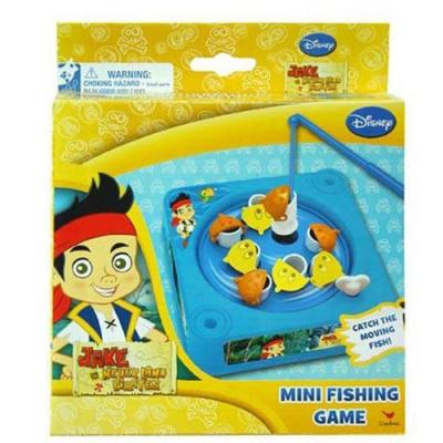 Jake and the Never Land Pirates Fishing Game Toy New Licensed
