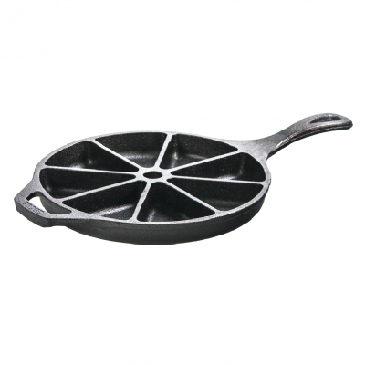 Lodge - Cast Iron Wedge Pan