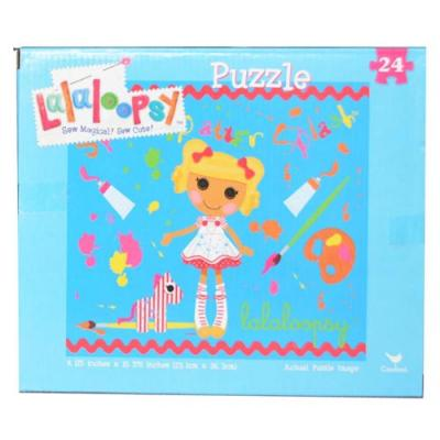 Lalaloopsy Jigsaw Puzzle 24 Piece Girls Puzzle New Licensed
