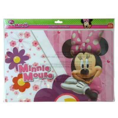Disney Minnie Mouse Placemat New PBA Free Licensed