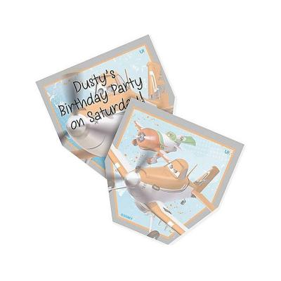 Disney Planes Notepads 4 Pack Birthday Party Favours Planes Stationery